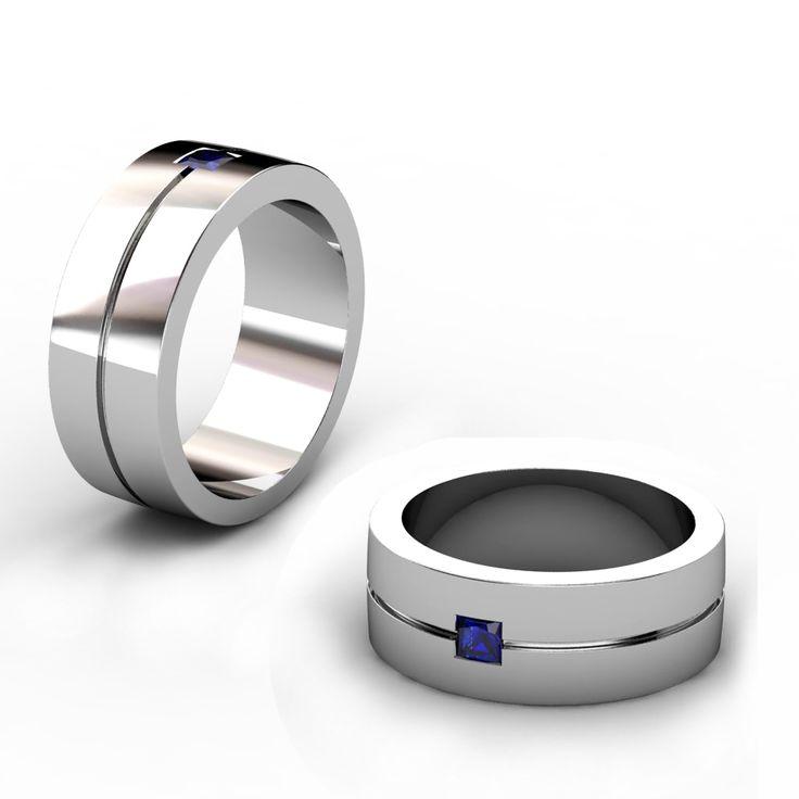 10 best Mens wedding rings images on Pinterest Wedding bands