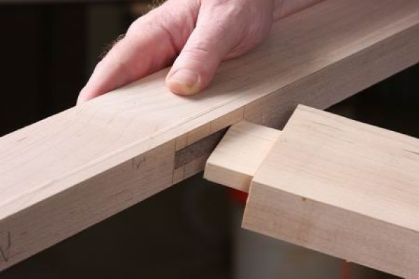 the best routes for selecting elements in fine woodworking plans