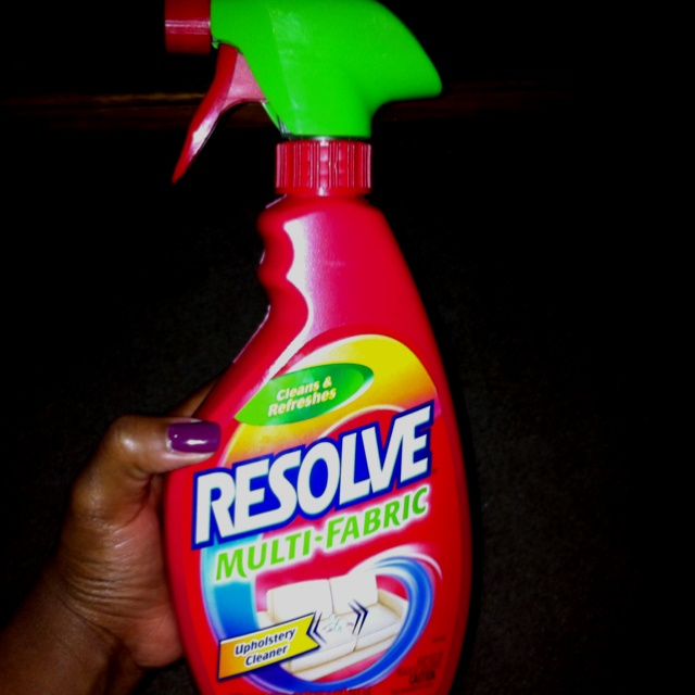 Resolve Multi Fabric Upholstery Cleaner Best Stain