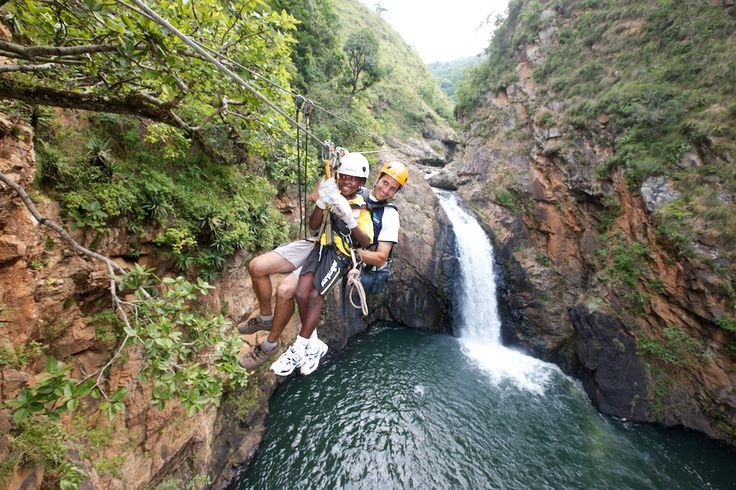 Adventurous nature lovers will absolutely love swooping over the magnificent Karkloof forest - the second largest indigenous forest in Southern Africa. The two-hour guided canopy tour follows eight secure zip lines ranging from 40m up to 180m long that weave above and in the spectacular forest. Enjoy the view from above while taking in waterfalls and spotting birdlife amongst the surrounding trees.