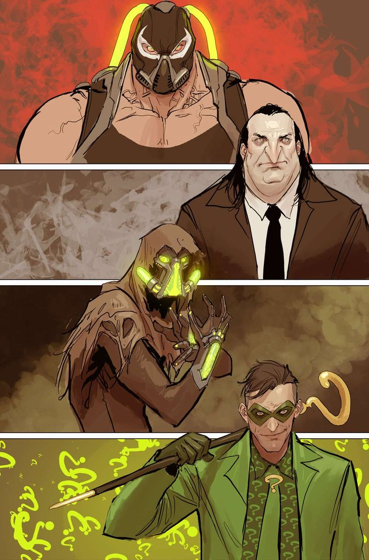 stjepan sejic/ nebezial/ shiniez on