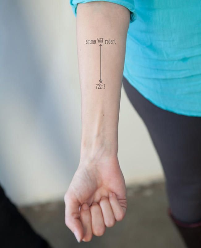 Trend Alert! Temporary Tattoos For Your Wedding (Seriously!)   TheKnot.com