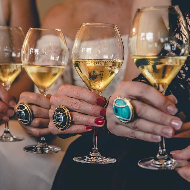 Our RTW collection is the perfect gift for all champagne lovers creating a special memory to share with loved ones #rtw #jewellery…