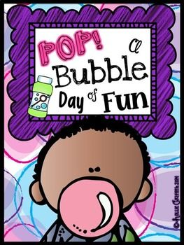 5 STEAM Activities for Preschoolers with Bubble Gum