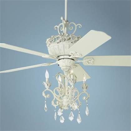 Ragazze lampadario ventilatore foto 3 cose da comprare pinterest girls chandelier - Girl ceiling fans with chandelier ...