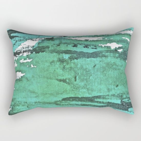 Friday Experiment Rectangular Pillow