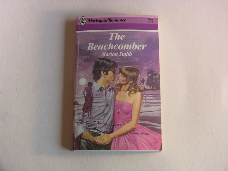 Harlequin Romance Paperback Book #2598 The Beachcomber Marion Smith 1984 1st Edition