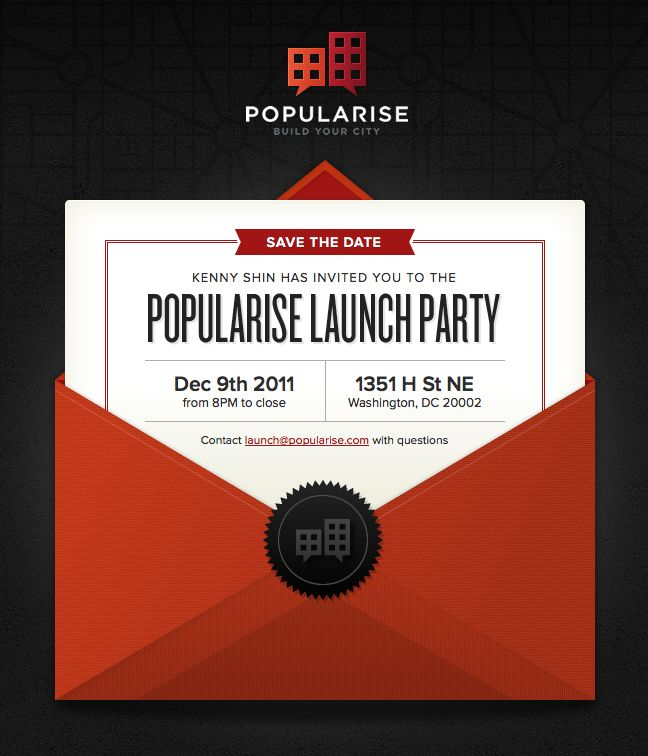 12 best invitation email templates images on pinterest