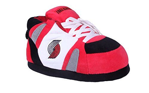 Phoenix Suns Nba Boot Slipper - 1. SM - W T12.5-5, M T12.5-4, Portland Trailblazers  http://allstarsportsfan.com/product/phoenix-suns-nba-boot-slipper/?attribute_pa_size=1-sm-w-t12-5-5-m-t12-5-4&attribute_pa_color=portland-trailblazers  ROBERT HERJAVEC SHARK TANK PRODUCT! FREE RETURNS & EXCHANGES, CLICK HERE ON MOBILE FOR SIZES AND INFO Indoor Slippers, OFFICIALLY LICENSED