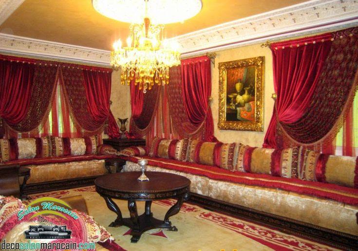 salon marocain 2014,salon marocain moderne,salon 2014,salon de ...