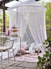 Daily Dream Decor: Dreamy Ikea garden