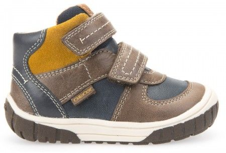Geox Omar Brown Boots