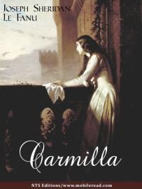 carmilla by sheridan le fanu... such an amazing novella