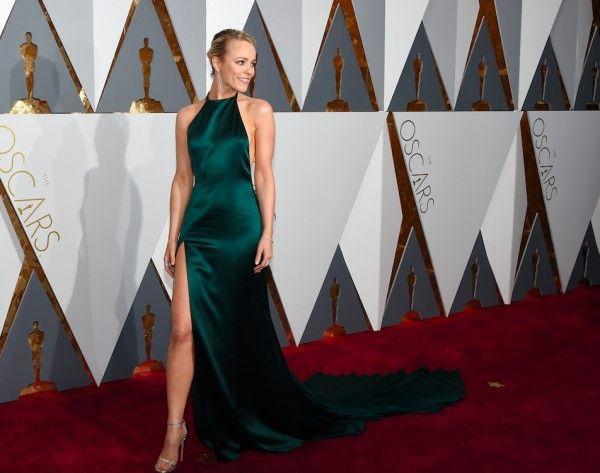 Rachel McAdams - Oscars 2016: de mooiste jurken van de rode loper - Nieuws - Celebs