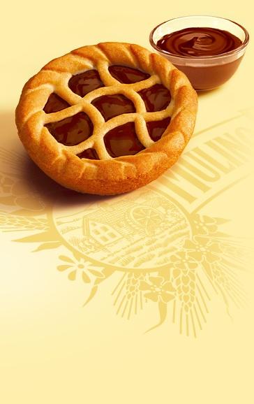 Crostatine al cioccolato - MULINO BIANCO