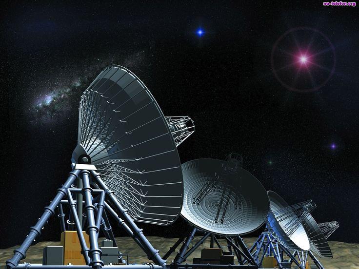Radary, Gwiazdy, Kosmos