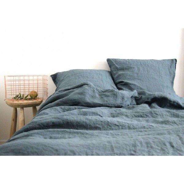 17 meilleures id es propos de housse de couette lin sur. Black Bedroom Furniture Sets. Home Design Ideas