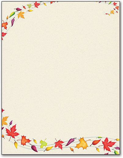 101 best thanksgiving stationery images on pinterest contact paper craft supplies and paper mill for Thanksgiving letterhead