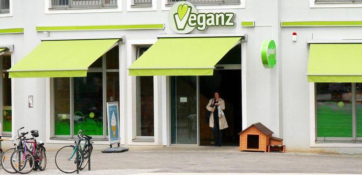 Veganz - supermarket in Hamburg