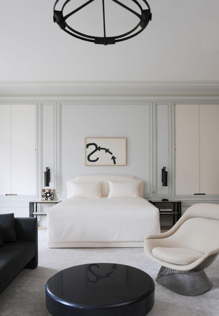 beautiful classic contemporary bedroom by joseph dirand get the rh pinterest com