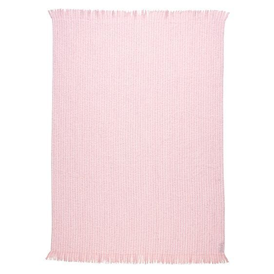 Blossom Mohair Throw by St Albans