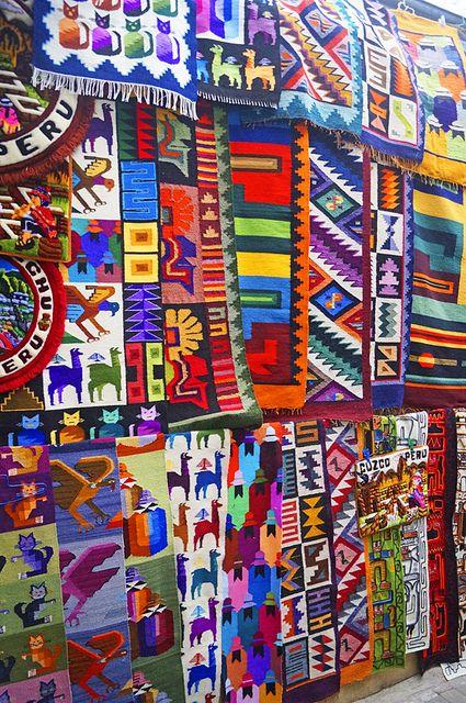 Traditional Peruvian fabrics #etna #volcano #sicilia #sicily