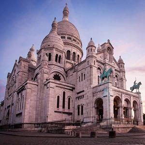 365 WONDERS OF THE WORLD: #134   The majestic Sacré-Coeur Basilica one of Paris's major tourist draws for over 100 years. This a Roman Catholic church and minor basilica, dedicated to the Sacred Heart of Jesus opened its doors in 1941 and has since become an iconic feature of Paris  Read more>>  http://www.travelstart.co.za/lp/paris/flights  #365wondersoftheworld #travelstart #paris #france #europe
