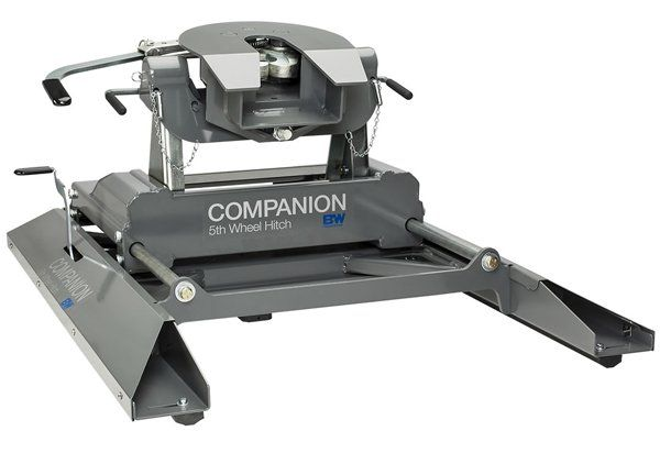 B U0026w Gooseneck Companion Slider 5th Wheel Hitch In 2020