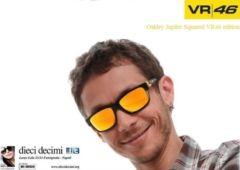 Occhiali da sole Oakley Jupiter Squared Valentino Rossi signature