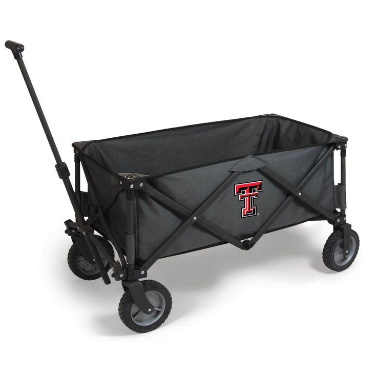 Texas Tech Red Raiders Portable Adventure Wagon