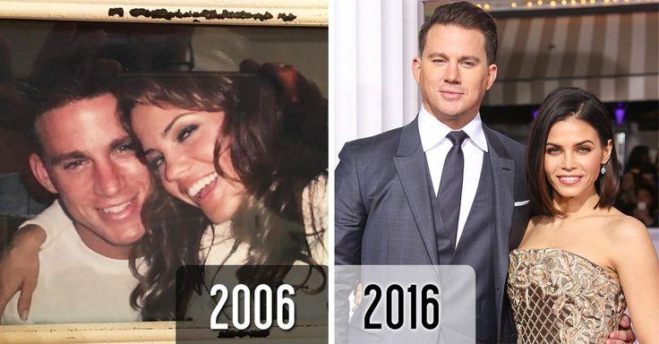 Tatum está casado con la actriz Jenna Dewan. Su historia de amor comenzó en la película Step Up. A 10 años del estreno, la pareja recreo una escena en Snapchat