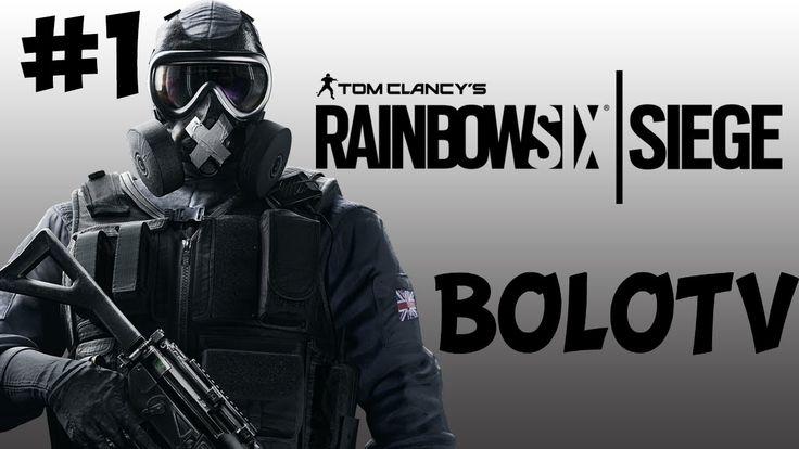 Rainbow Six Siege PL [Gameplay/Zagrajmy #1] - Pierwsze Kroki