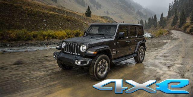Jeep Wrangler Renegade Compass Plug In Hybrids Will Be Called 4xe In 2020 Jeep Wrangler Jeep Hybrid Car
