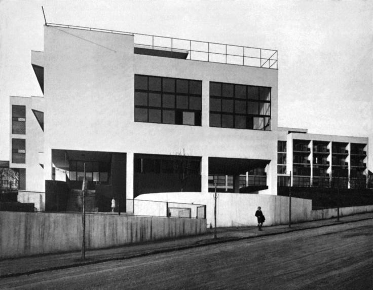 Vesna School, Bohuslav Fuchs, Brno, Czechoslovakia 1930s
