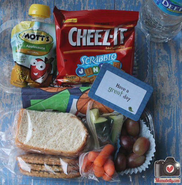 Disposable Field Trip Lunches - served in disposable containers (with packing instructions)
