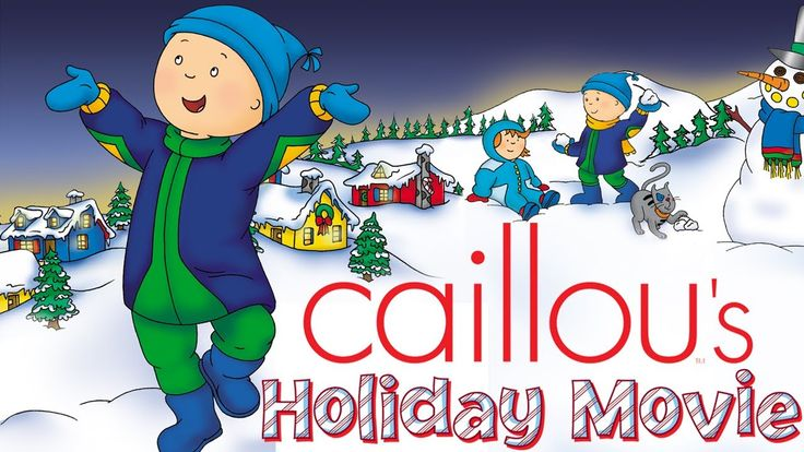 Caillou's Holiday Movie - Full Version