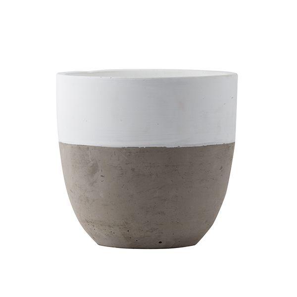 Small Concrete Pot - Hire