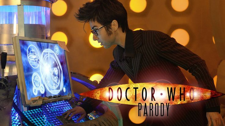 Doctor Who Parody by The Hillywood Show® - This was brilliant, I just wish Jack had been in it.