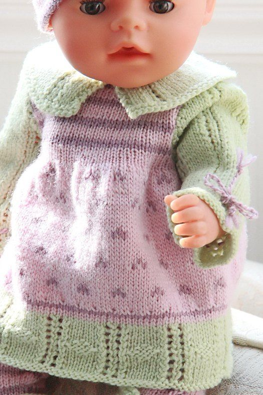 Dolls Clothes Knitting Patterns Free Printable : Best images about knitting crochet and sewing patterns