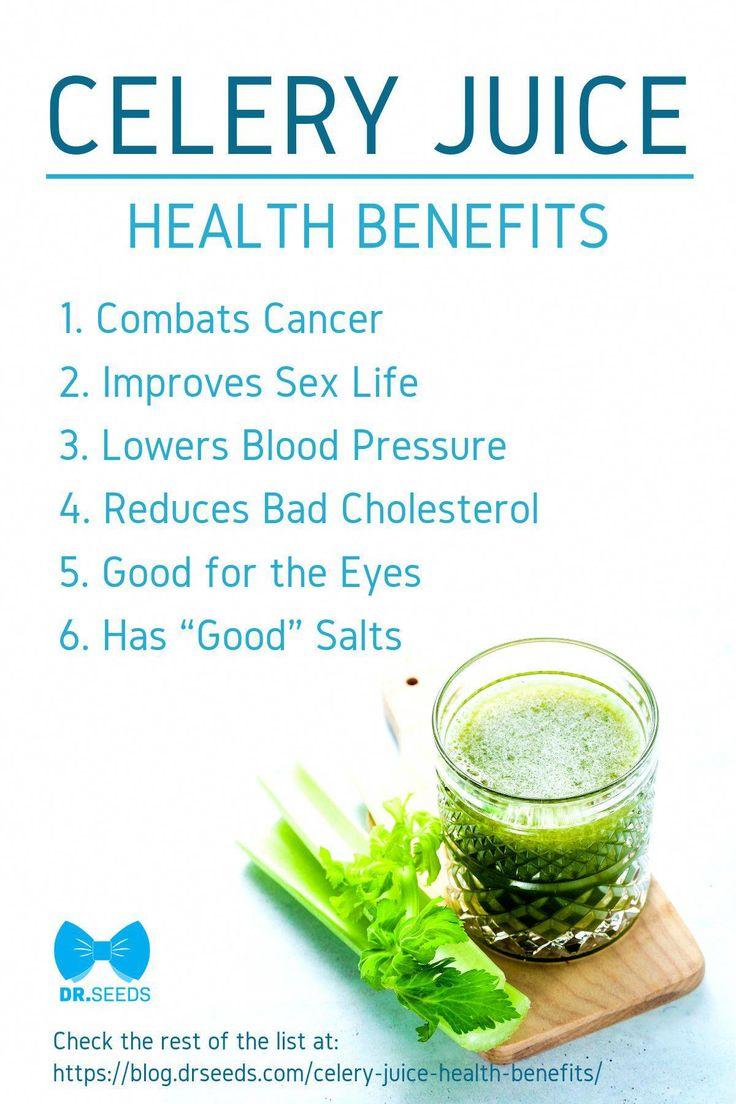 Why Drink Celery Juice? Health Benefits of Celery Did