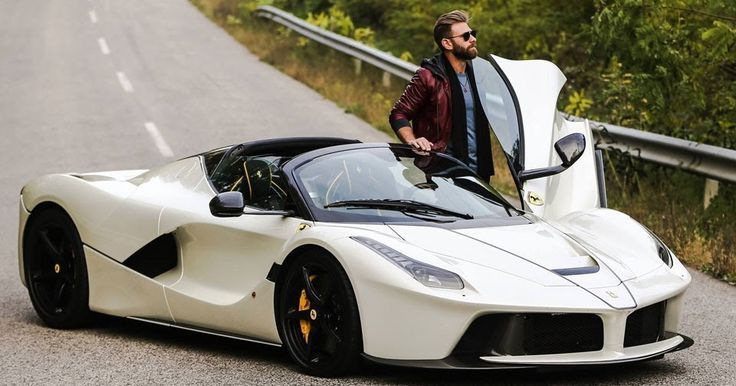 Josh Cartu's White LaFerrari Aperta Is Simply Breathtaking #Ferrari #Ferrari_LaFerrari - https://www.luxury.guugles.com/josh-cartus-white-laferrari-aperta-is-simply-breathtaking-ferrari-ferrari_laferrari/