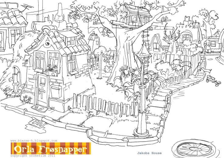 ole lund kirkegaard illustrationer - Google-søgning