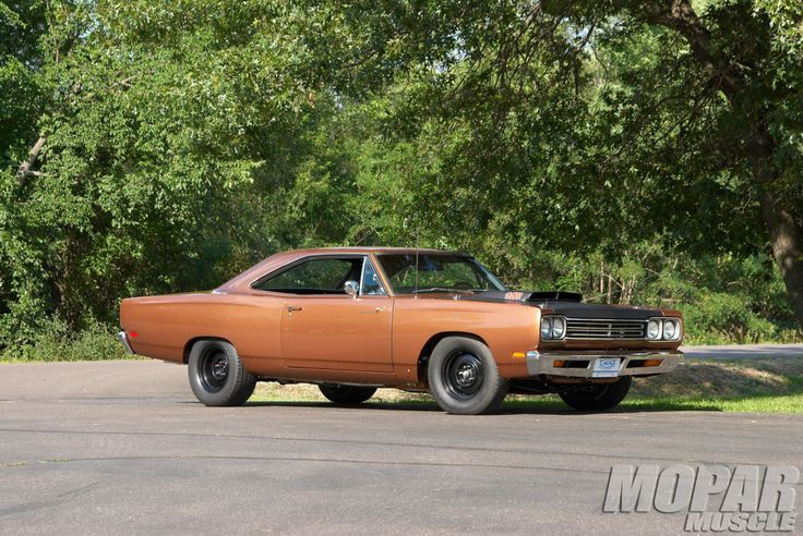 1969 Plymouth Road Runner - Exclusive Photos - Hot Rod Network