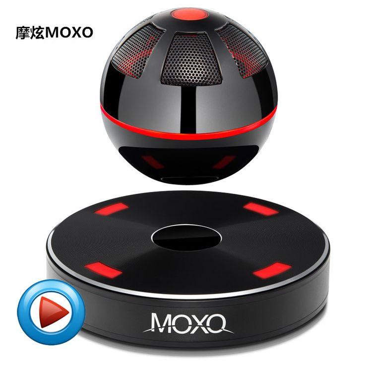 Levitating bluetooth speaker: http://www.goomart.net/products/magnetic-levitation-bluetooth-speaker-wireless-bluetooth-audio-quality-gift-exude-nfc/ #Magnetic #Levitation #Bluetooth #Speaker