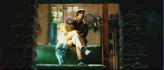 "Chaplinesque comedy moments in ""Barfi!"" by Anurag Basu"