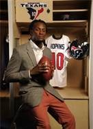DeAndre Hopkins trails Texans second-year receivers - NFL.com