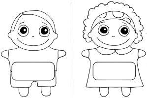 Cette année, j'ai fait des étiquettes prénoms fille/garçon pour les GS. etiquette porte manteau corps etiquette porte manteau corps etiquette porte manteau bras etiquette porte manteau bras