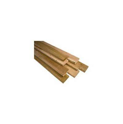 """Top Choice 2 x 8 Western Red Cedar Lumber. ACTUAL SIZE  Length:8-feet  Width:7.5""""  Thickness:1.563"""""""