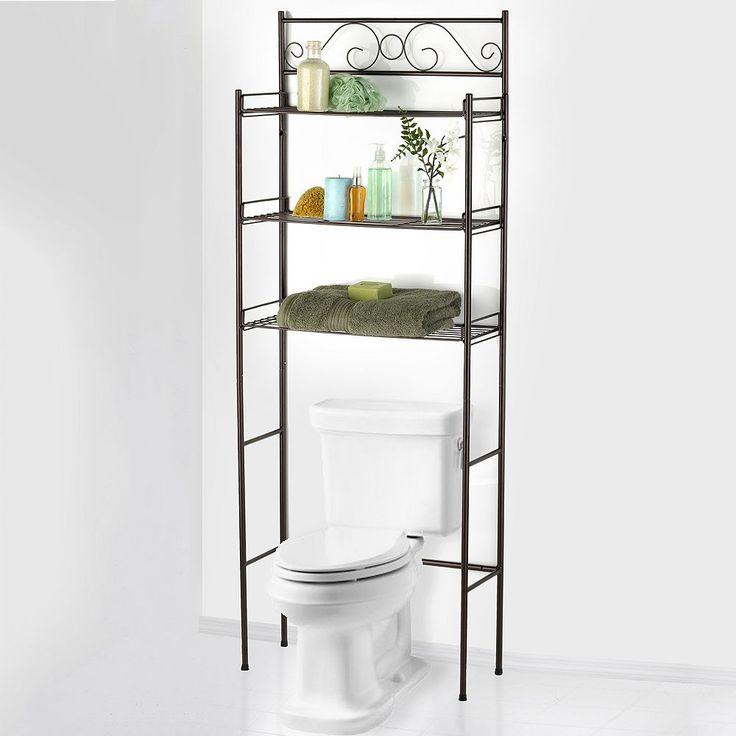 Popular Bath Scroll Space Saver Space Savers Popular Bath Toilet Storage