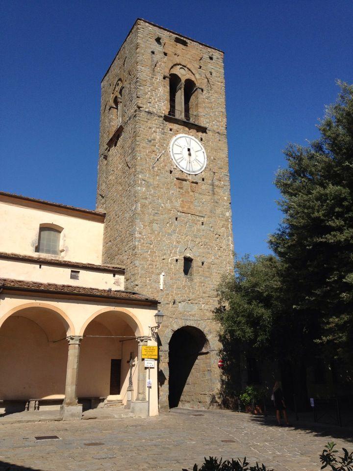 Montevettolini nel Monsummano Terme, Toscana
